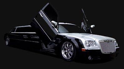 The 2 Tone Chrysler Limo
