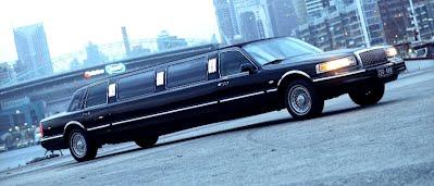 10m passenger Lincoln limo