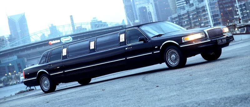 Lincoln Limousine hire Melbourne