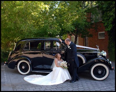 Rolls Royce Wedding 1932