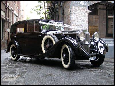 Rolls Royce Sedanca De Ville