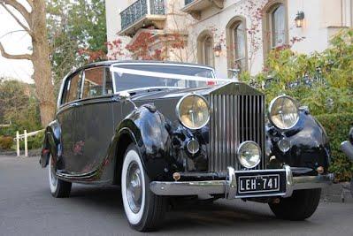 Rolls Royce Silver Wraith 1949