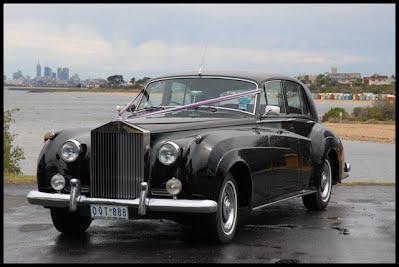 Rolls Royce Silver Cloud 1960 Black