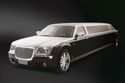 The Two Tone Chrysler Limo